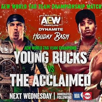 Tag Title Match More Set for Next Weeks AEW Dynamite Holiday Bash