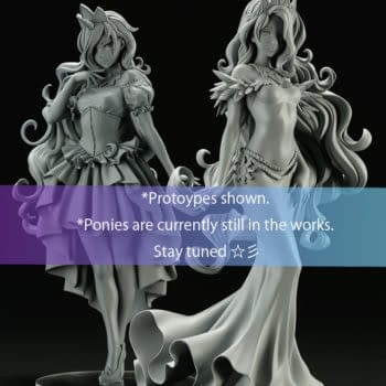 New My Little Pony Bishoujo Statues Teased by Kotobukiya