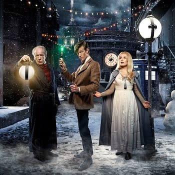 Doctor Who: Steven Moffat Posts A Christmas Carol First Draft Script