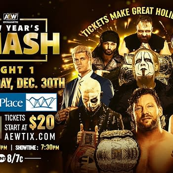 Heres the Latest Plans for AEW Dynamites New Years Smash