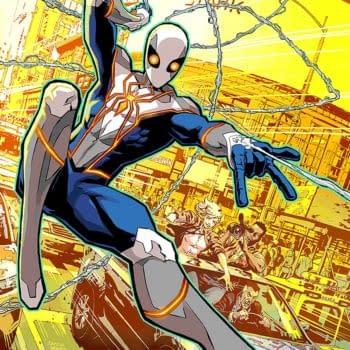 Reveaked: Spider-Man's Brand New Costume For 2021