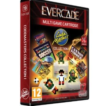 Evercade Announces Codemasters Collection 1 Coming In 2021