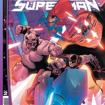 Gene Luen Yang and Ivan Reis on Batman/Superman #16 From March 2021