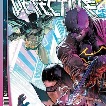Mariko Tamaki and Dan Mora on Detective Comics #1034 From March 2021