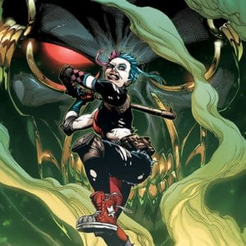 Stephanie Phillips, Riley Rossmo on Harley Quinn #1 From March 2021