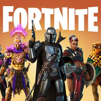 Fortnite Launches Season 5 Featuring Star Wars The Mandalorian