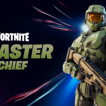Halo's Master Chief & Red Vs. Blue Join Fortnite's Season 5