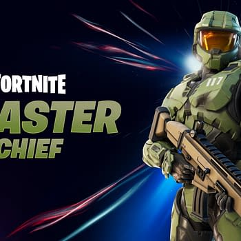 Halos Master Chief &#038 Red Vs. Blue Join Fortnites Season 5