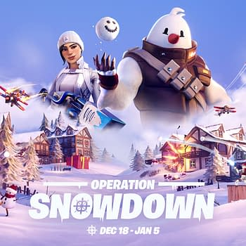 Epic Games Launches Operation Showdown Into Fortnite