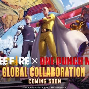 Free Fire Is Doing A Crossover With One-Punch Man