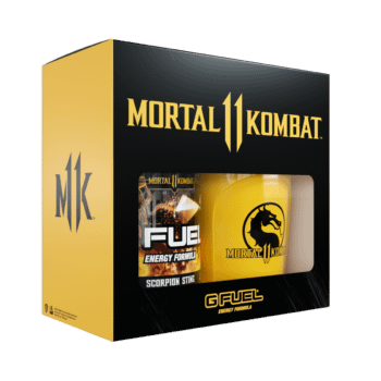 G FUEL Reveals Two New Mortal Kombat Inspired Flavors