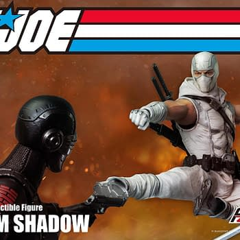 G.I. Joe Storm Shadow Get New Figure from threezero and Hasbro