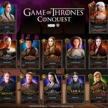 Game Of Thrones: Conquest Receives Major Heroes Feature