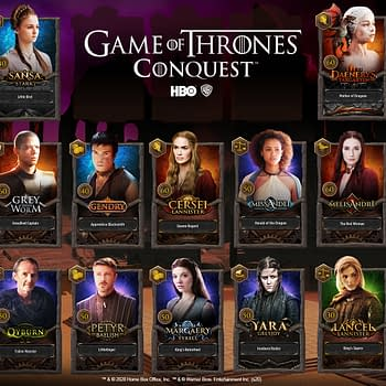 Game Of Thrones: Conquest Receives Major Heroes Feature Update