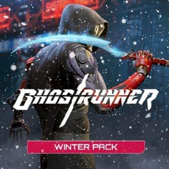 Ghostrunner Gets A Winter Pack & A Hardcore Mode