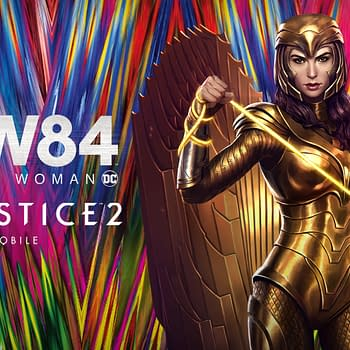 Wonder Woman 1984 Version Comes To Injustice 2 Mobile