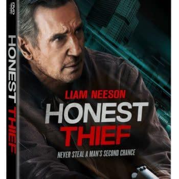 Liam Neeson Thriller Honest Thief Hits Blu-ray & Digital This Month