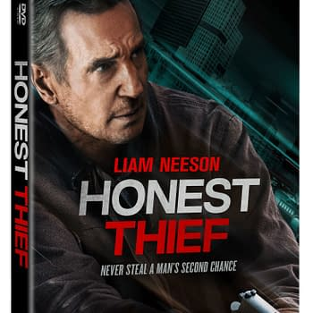 Liam Neeson Thriller Honest Thief Hits Blu-ray & Digital This Month