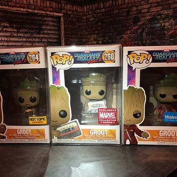 Funko MCU &#8211 Guardians of the Galaxy Vol. 2 &#8211 Groot Edition