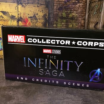 We Unbox Funkos Marvel Collector Corps End Credits Box