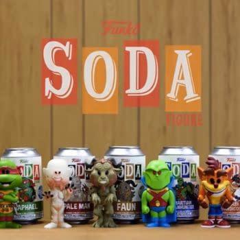More Funko Soda Figures Revealed During Funko FUN TV