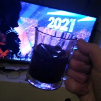Happy New Year! A Drunken Post From A Future State