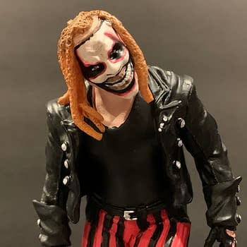 Lets Take A Look At The Eaglemoss WWE Fiend Figure