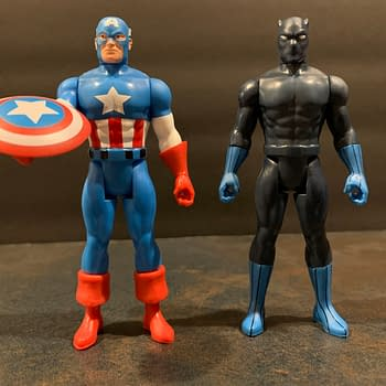 Lets Take A Look At Some New Hasbro Marvel Legends &#038 Retro Figures