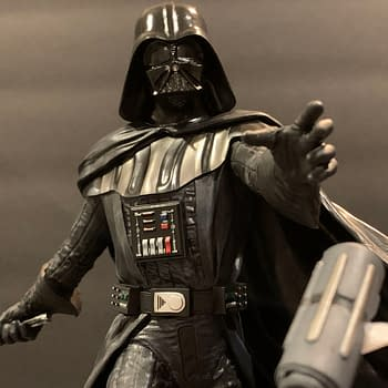 Lets Take A Look At Diamond Selects New Darth Vader Gallery Statue