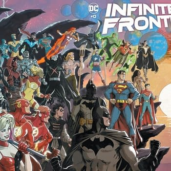 DCs Infinite Frontier #0 Official With Snyder Bendis Johns Tynion