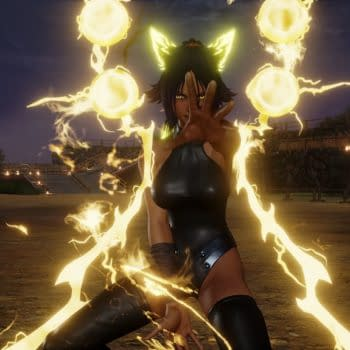 Jump Force Receives A Teaser Trailer For Yoruichi