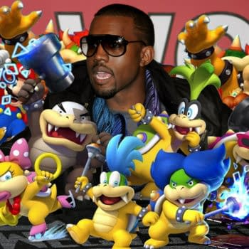 Kayne West Apparently Pitched A Video Game To Nintendo