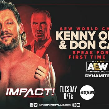 Early Impact Twitch Viewership Up Significantly for AEW Crossover