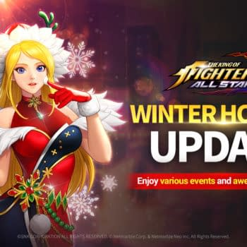 Netmarble Gives The King Of Fighters AllStar A Holiday Update