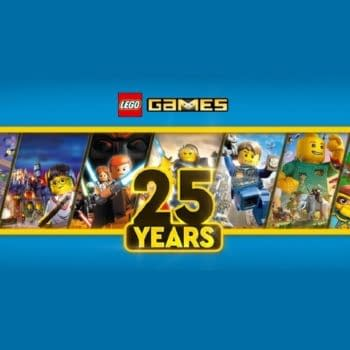 LEGO Launches Podcast Series For Video Games' 25th Anniversary