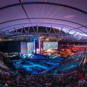 League Of Legends World Championship Sets Record-Breaking Views