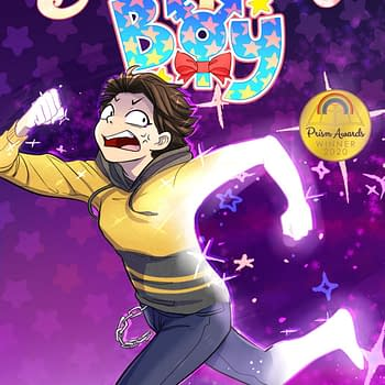 Magical Boy: Scholastic to bring Tapas Comic Series to Print