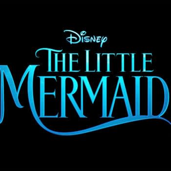 The Little Mermaid Logo. Credit: Disney