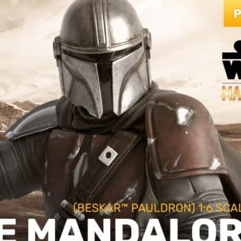 The Mandalorian Gets New 500 Piece Statue from Gentle Giant