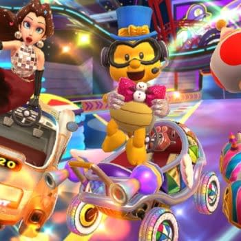 Mario Kart Tour Starts Its New Year's Event Today