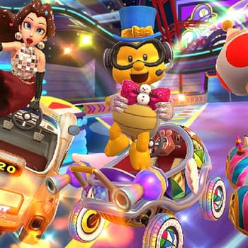 Mario Kart Tour Launches Its New Years Event Today