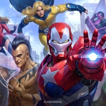 The Dark Avengers Assemble In Marvel Future Fight