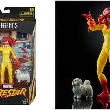 Marvel Legends Firestar Figure Up For Order Right Now