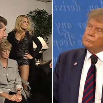 The McMahons were once trusted friends of President Donald Trump, but their failure to help him win reelection created backstage heat, according to a report.