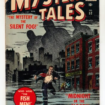 Mystery Tales #52 On Auction At ComicConnect Today