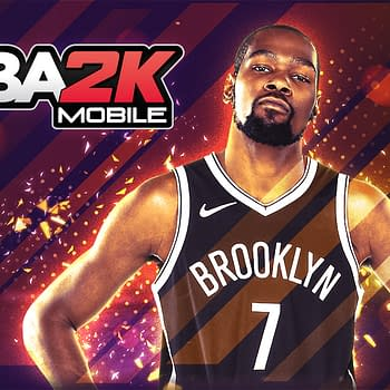 2K Games Pens New Deal With Kevin Durant For NBA 2K21 Mobile