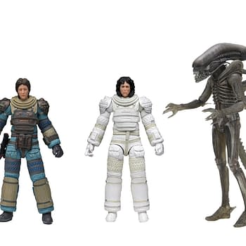 NECA Reveals Wave Four Of Their Alien 40th Anniversary Figures