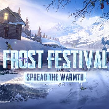 PUBG Mobile Launches The Frost Festival Event For 2020