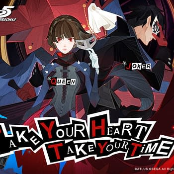Persona 5 Characters Will Be Jumping Into AFK Arena