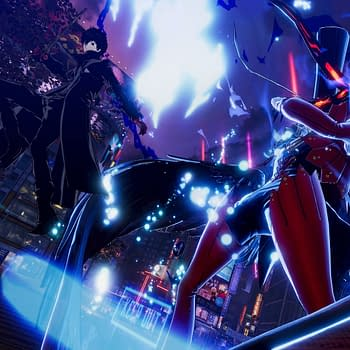 Atlus Releases A New Persona 5 Strikers Action Trailer